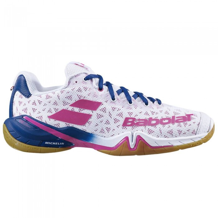 Shadow Tour Lady Babolat Chaussures Badminton Femme