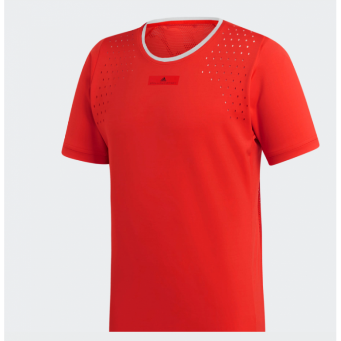 T Shirt Homme adidas Escouade Rouge