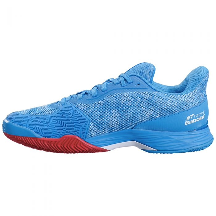 Jet Terre Clay Babolat Chaussures Tennis Homme