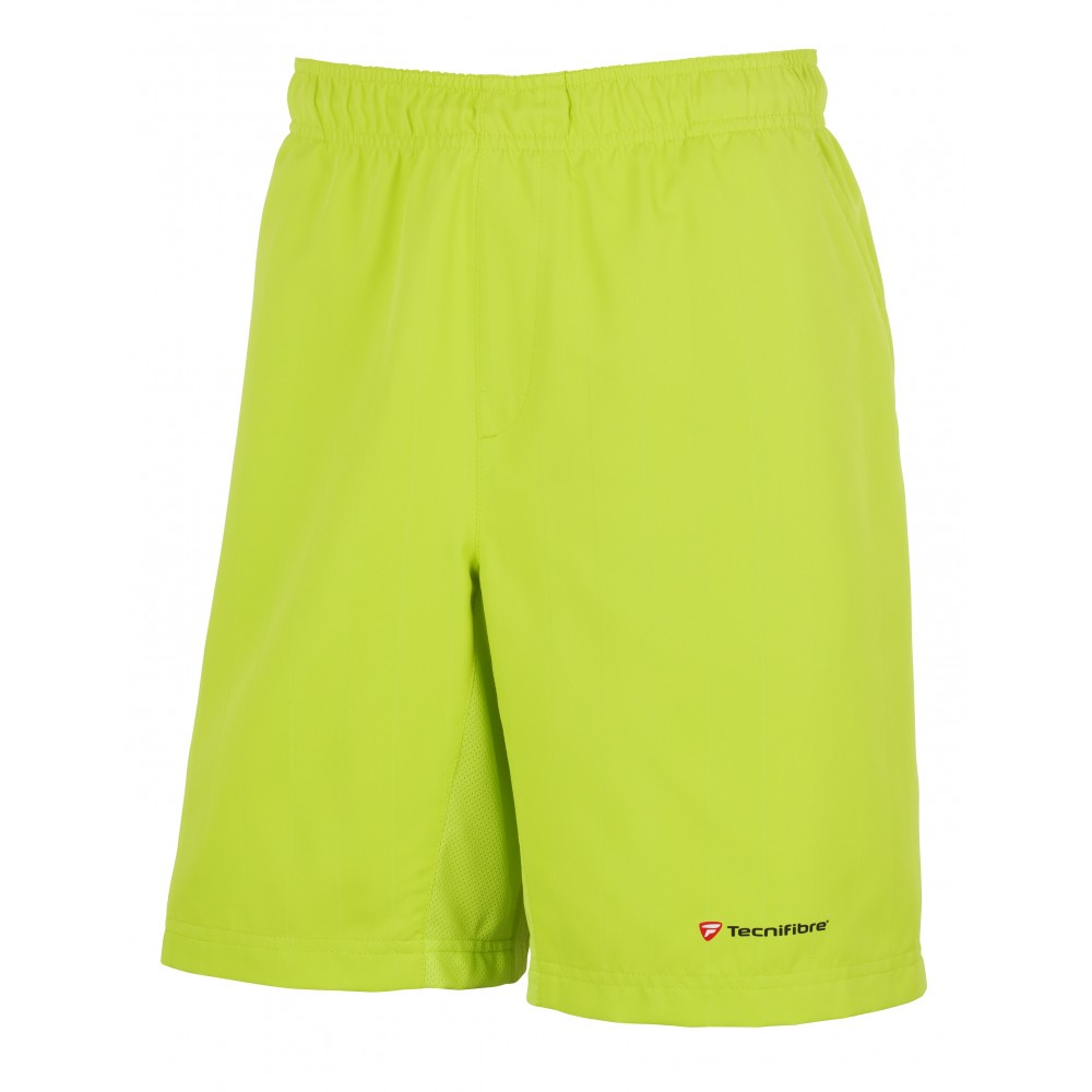 Short Sport Enfant- Tecnifibre - X-Cool - Junior - Vert Lime
