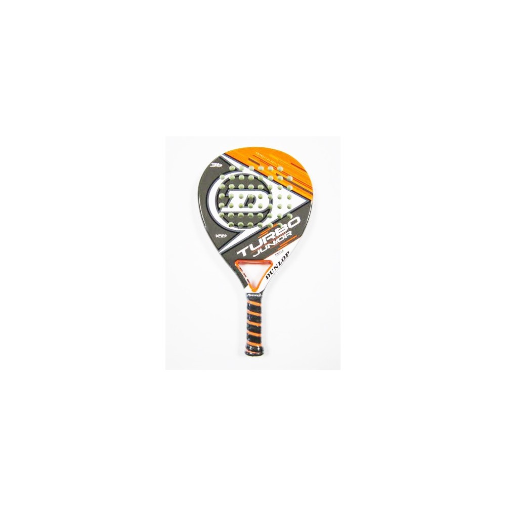 Turbo Junior - Dunlop - Raquette Padel - Orange
