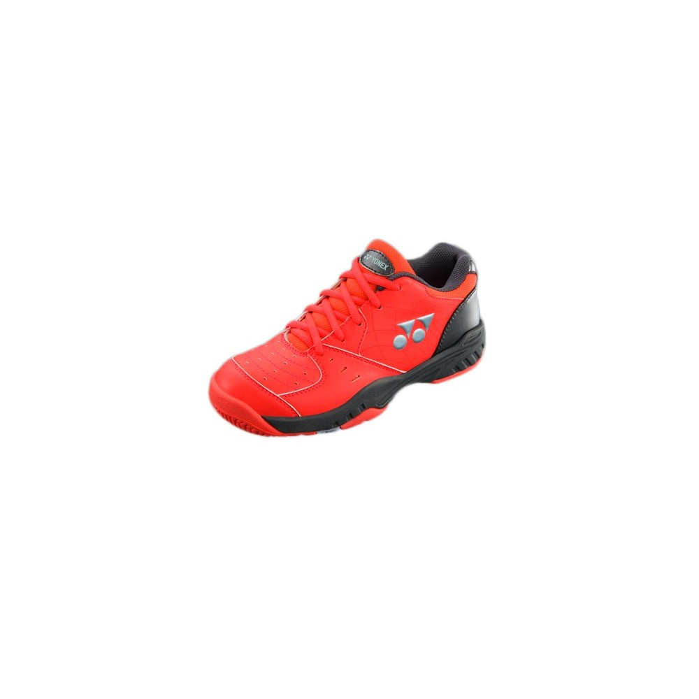 Eclipsion Power Cushion - Yonex - Chaussures de tennis - Enfant - Rouge