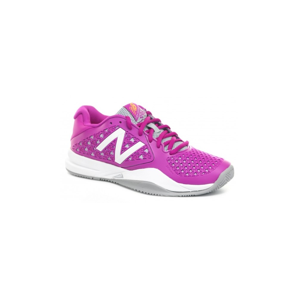 996 V2 - New Balance - Chaussures de Tennis - Rose - Open Australie - 2017