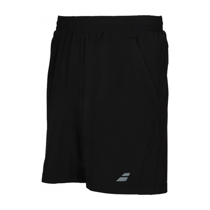 Short Sport Enfant - Babolat - Core Junior - Noir - 2016