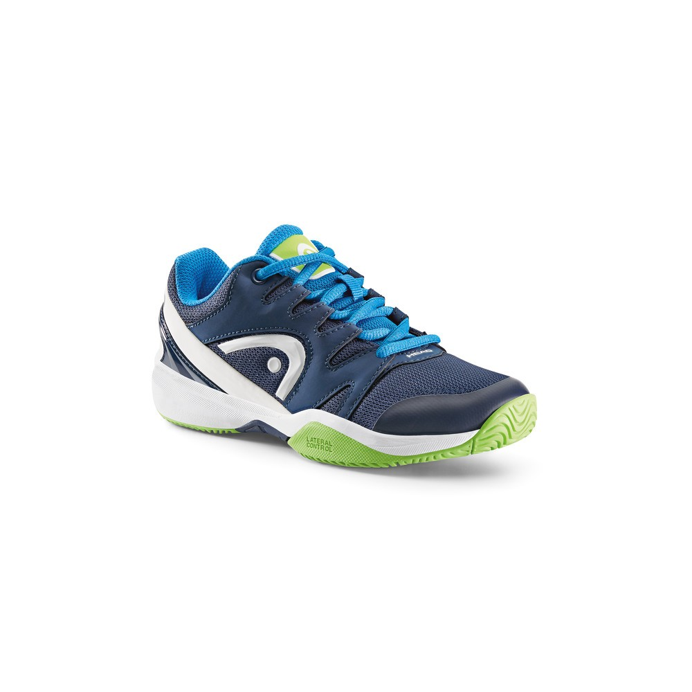 Nitro Junior - Head - Chaussures Tennis Enfant - Bleu
