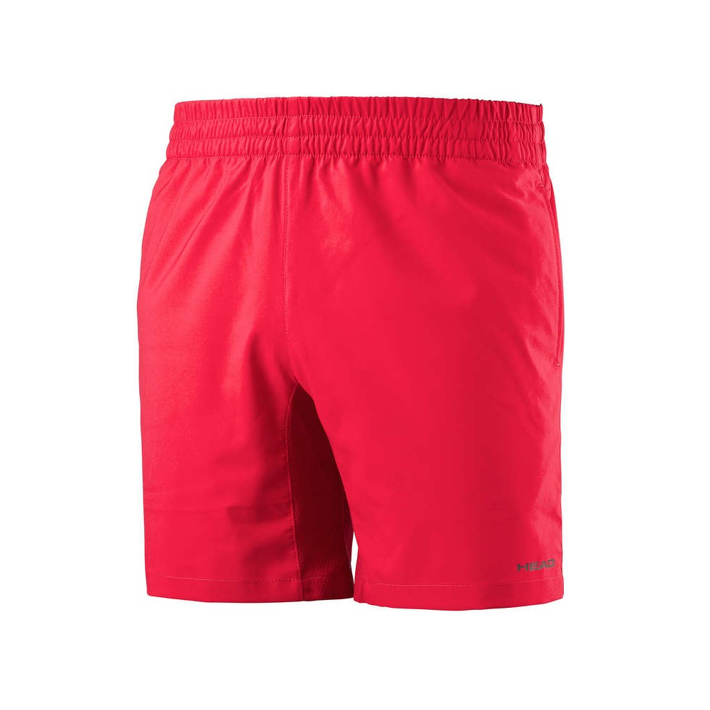 Short Club - Head - Homme - Rouge - 2017