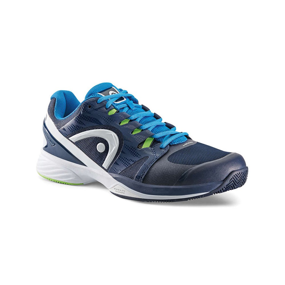 Nitro Pro Clay - Head - Chaussures Tennis - Navy Bleu