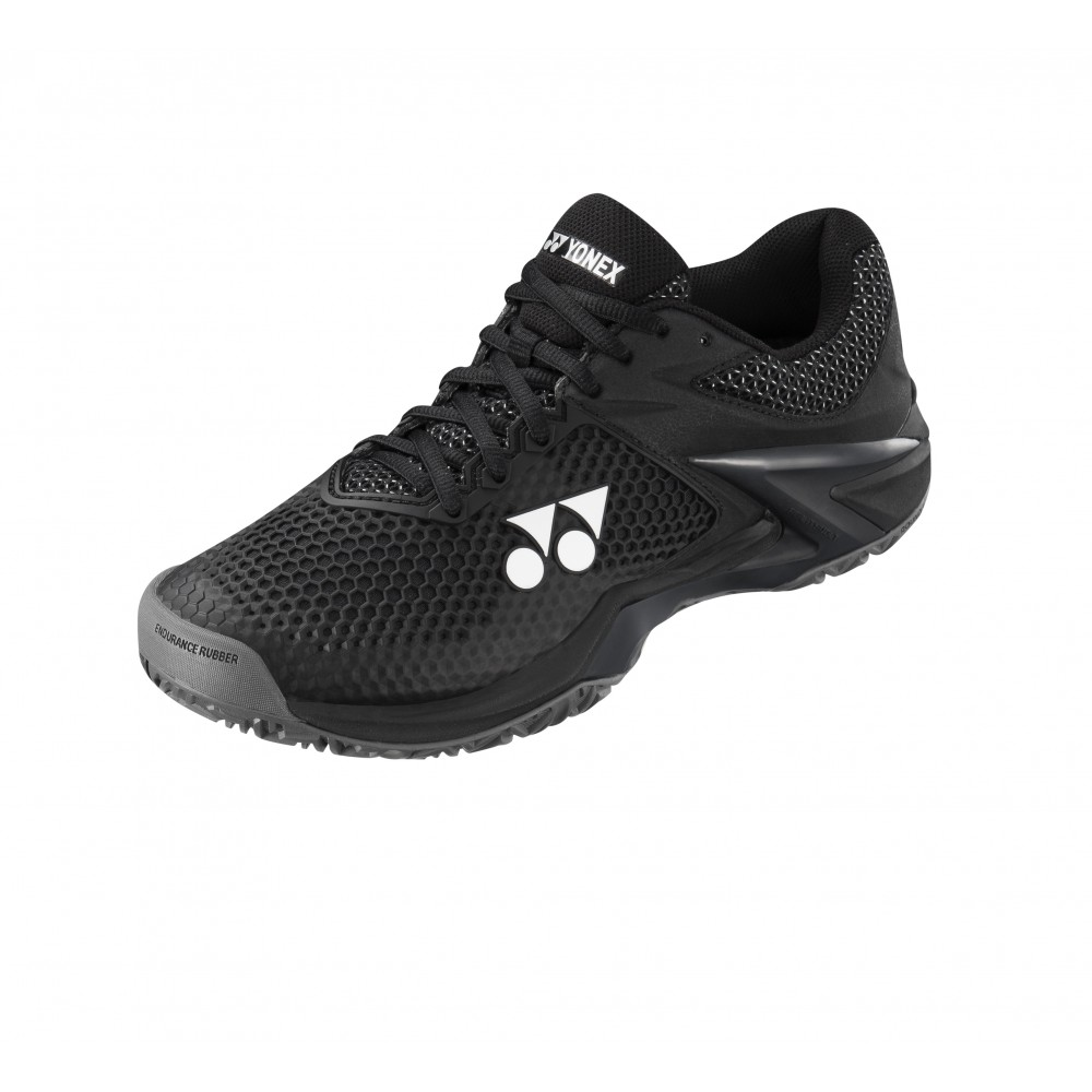 Chaussures Tennis Yonex Hommes Power Cushion Eclipsion 2 All Court Noir 2018