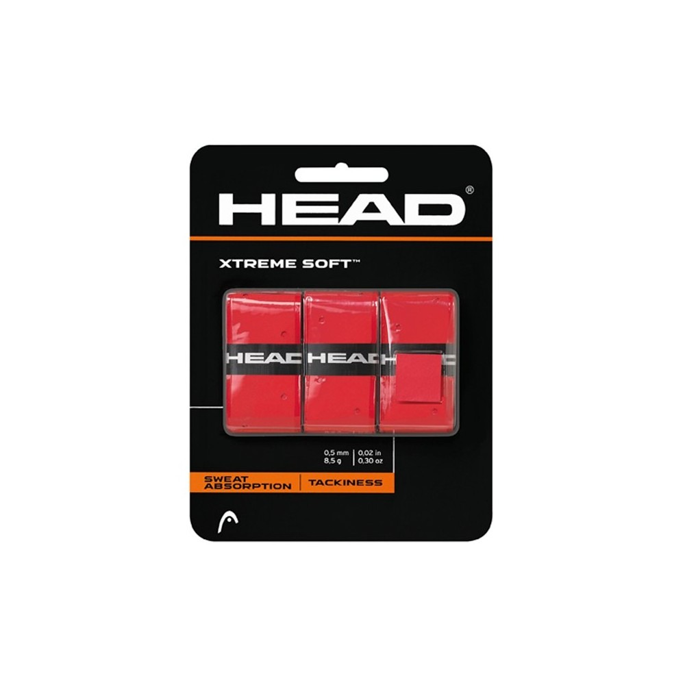 Surgrip - Extreme Soft - Head - Rouge