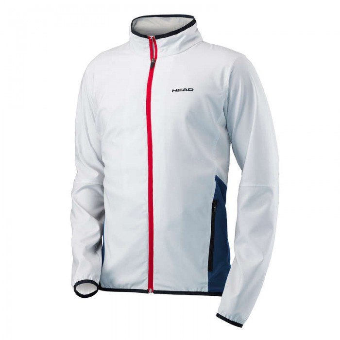 Veste Survetement Femme Head Club Blanc