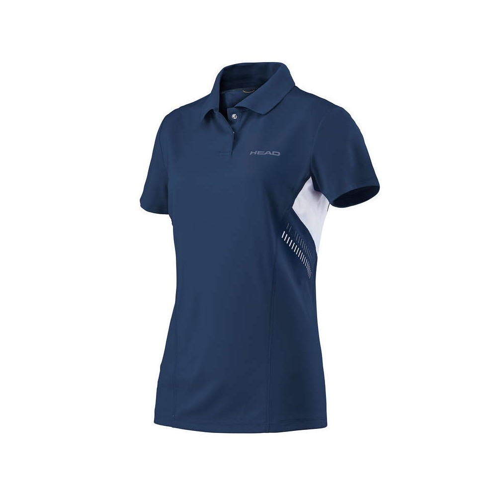 Polo Sport Homme Head Technical Bleu 2018