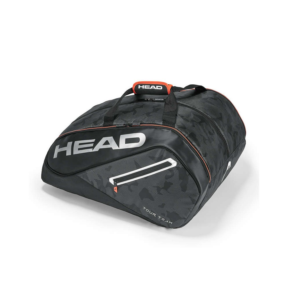 Sac Padel Head Tour Team 12 Compartiments Monstercombi Noir