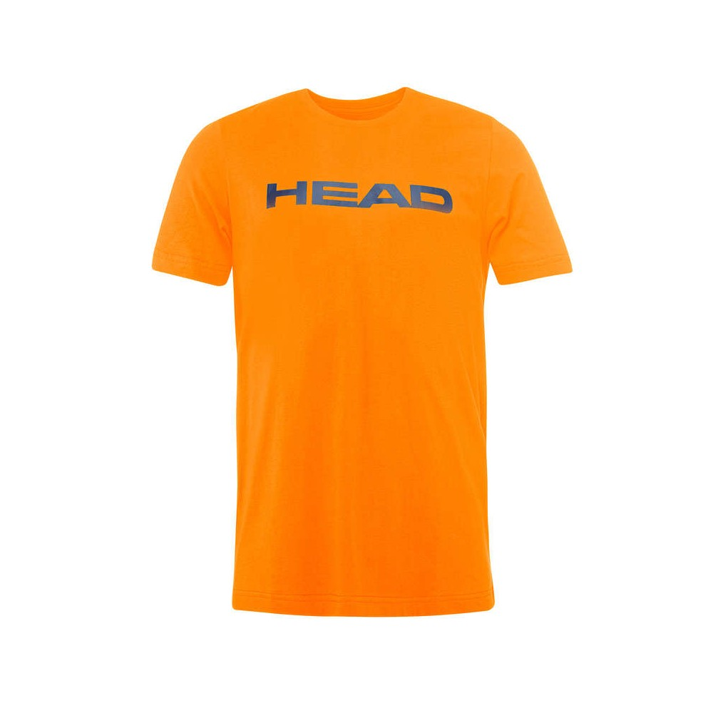 T-Shirt Sport Head Ivan Junior Orange 2018
