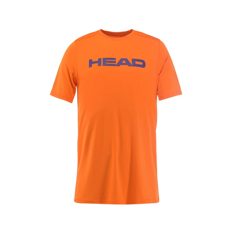 T-Shirt Sport Junior Head Basic Tech Orange 2018