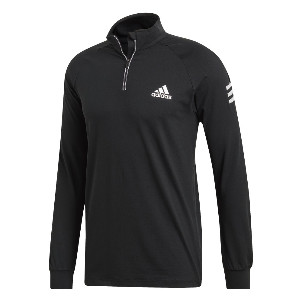 T-shirt Manches Longues Sport Adidas Mid-Layer Club Homme