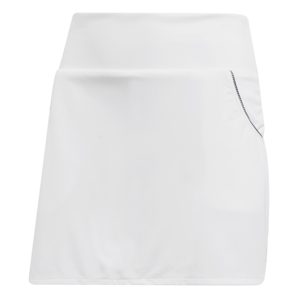 Jupe Short Sport Fille Adidas Club Blanc