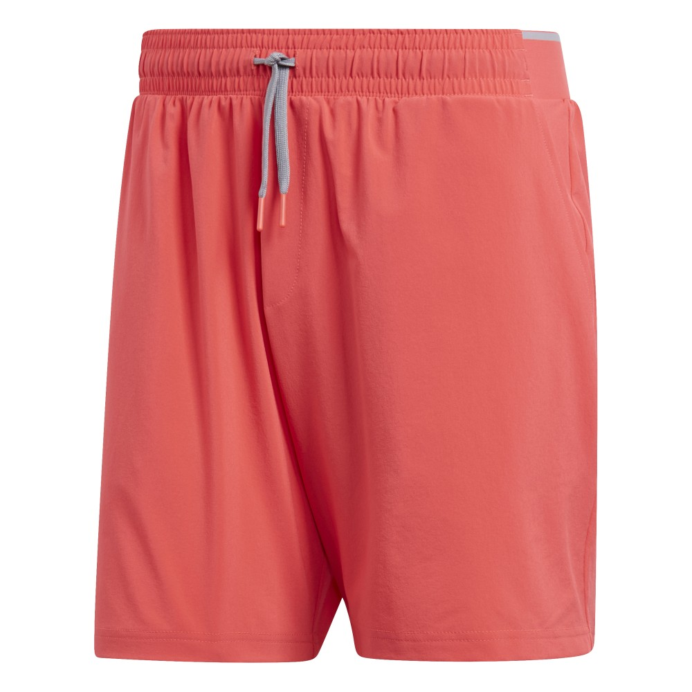 Short Sport Homme Adidas Club 7 Orange