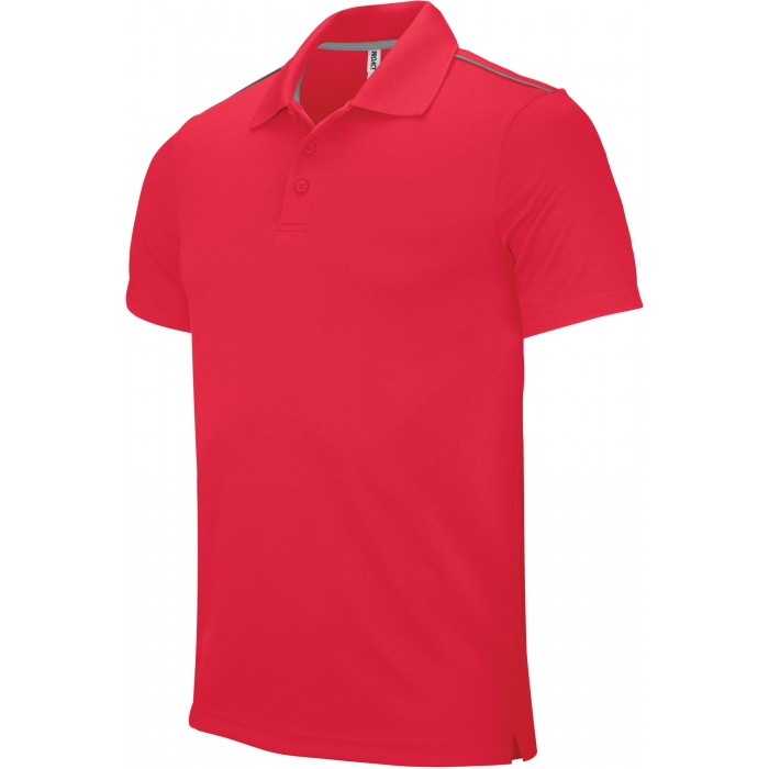 Polo Manche Courte Homme Proact PA480
