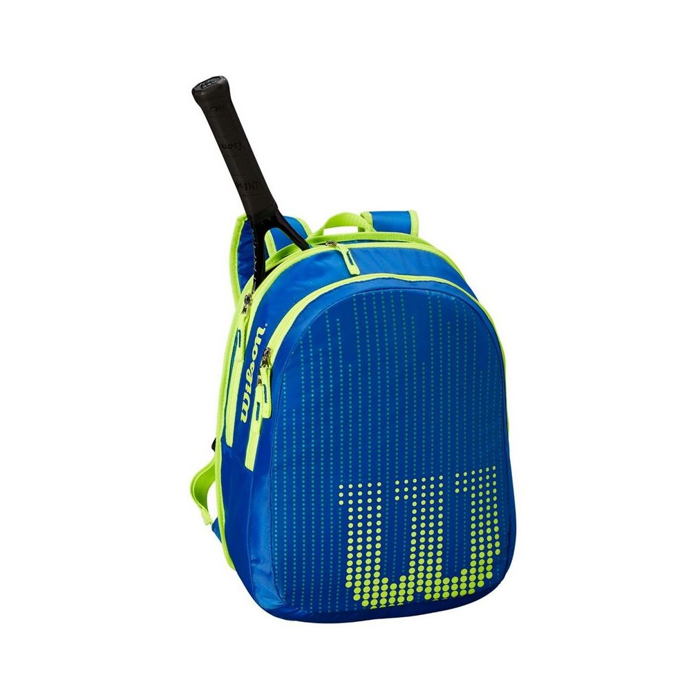 Sac à dos Wilson Junior Backpack Bleu 2019