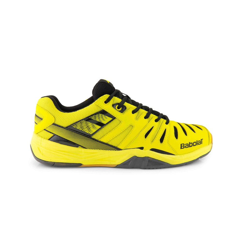 Shadow Club Junior - Babolat - Chaussures Badminton - Enfant