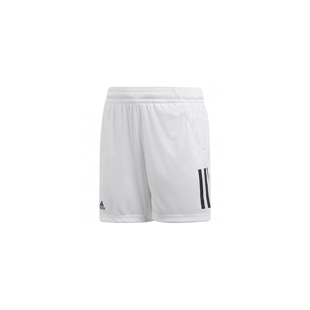 Short Adidas Club Enfant Blanc
