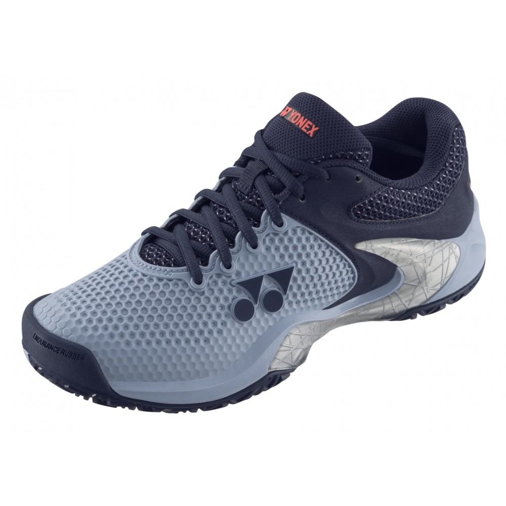 Chaussures Tennis - Yonex - Power Cushion Eclipsion 2 - Blanc Bleu - 2019