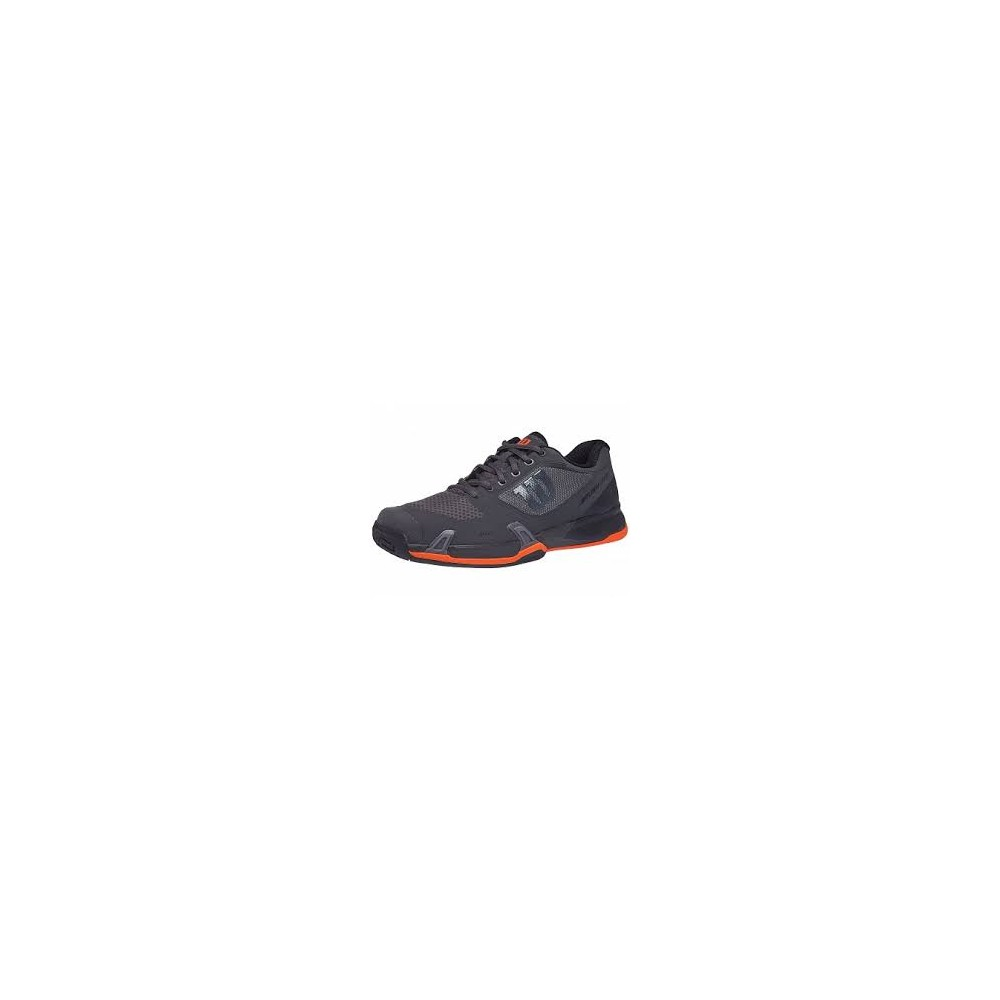 Chaussures de tennis Wilson Rush Pro 2.5 Noir Orange 2018