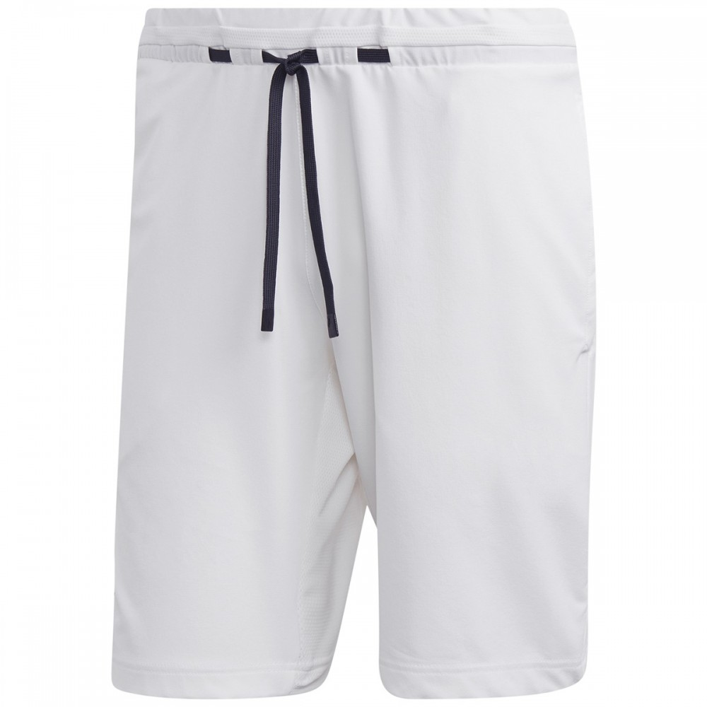 Short Homme Adidas New-York Blanc