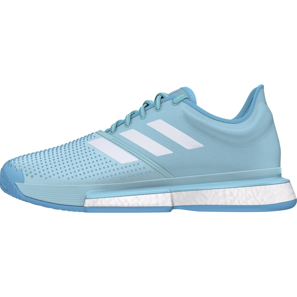 Chaussures Tennis Adidas Sole Court Boost Parley Homme