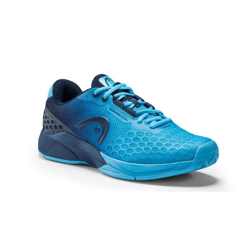 Chaussures de Tennis Head Revolt Pro 3.0 Aqua Blue