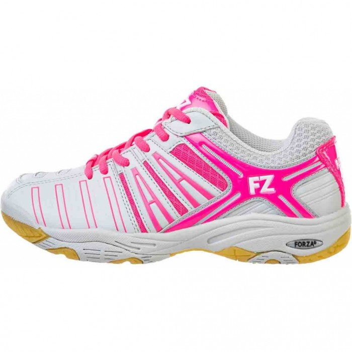 Leander W FZ Forza Chaussures Badminton Squash Candy Pink