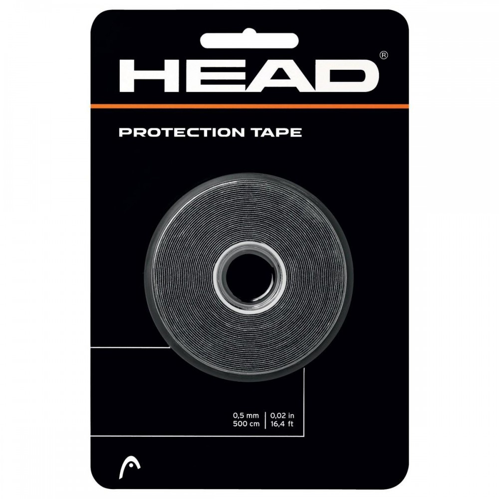 New Protection Tape Black - Head - Accessoire De Cordage