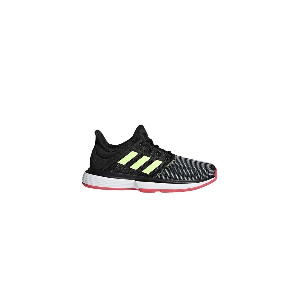 Sole Court Adidas Chaussures Tennis Enfant