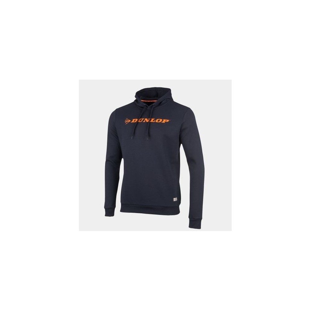 Sweat D AC Essential adult hooded - Dunlop - Sweat - Homme - Navy