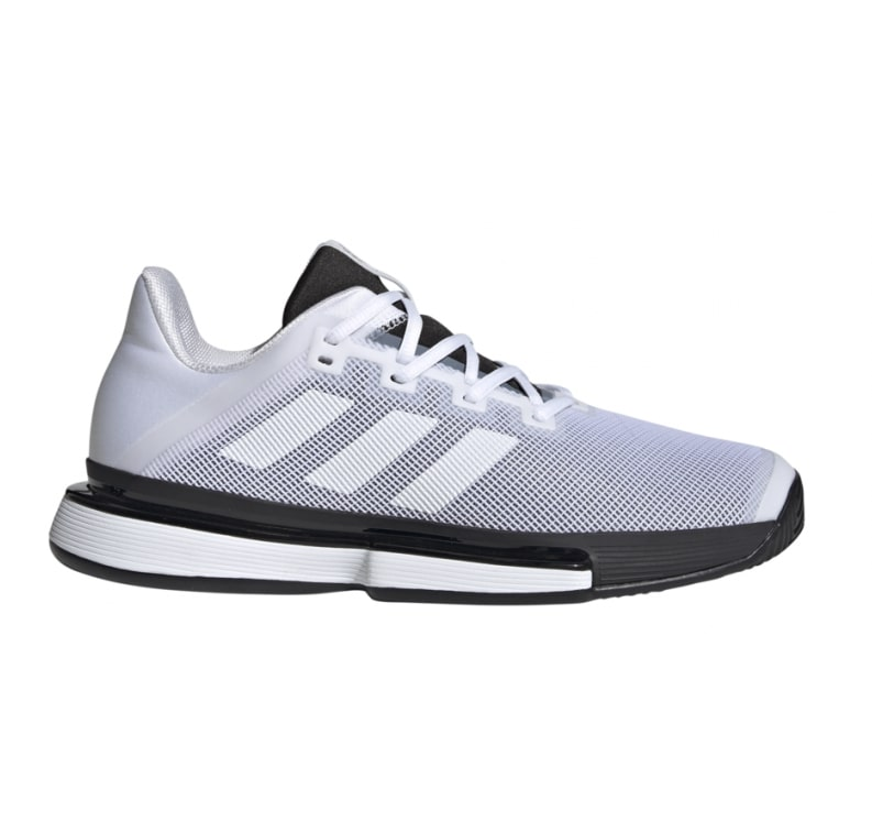 SoleMatch Bounce Men Adidas Chaussures Tennis Sports Raquettes