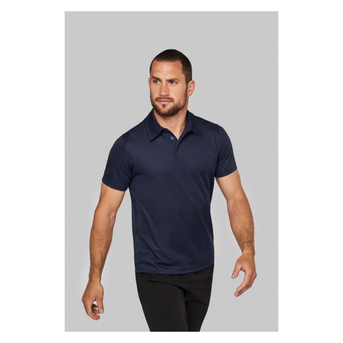 Polo Manche Courte Homme Proact PA482