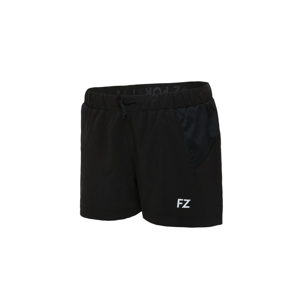 Short Sport Enfant - FZ Forza - Lana Junior - Noir