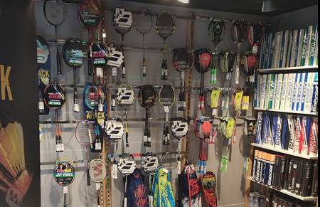 Magasin Sports Raquettes Toulouse Purpan