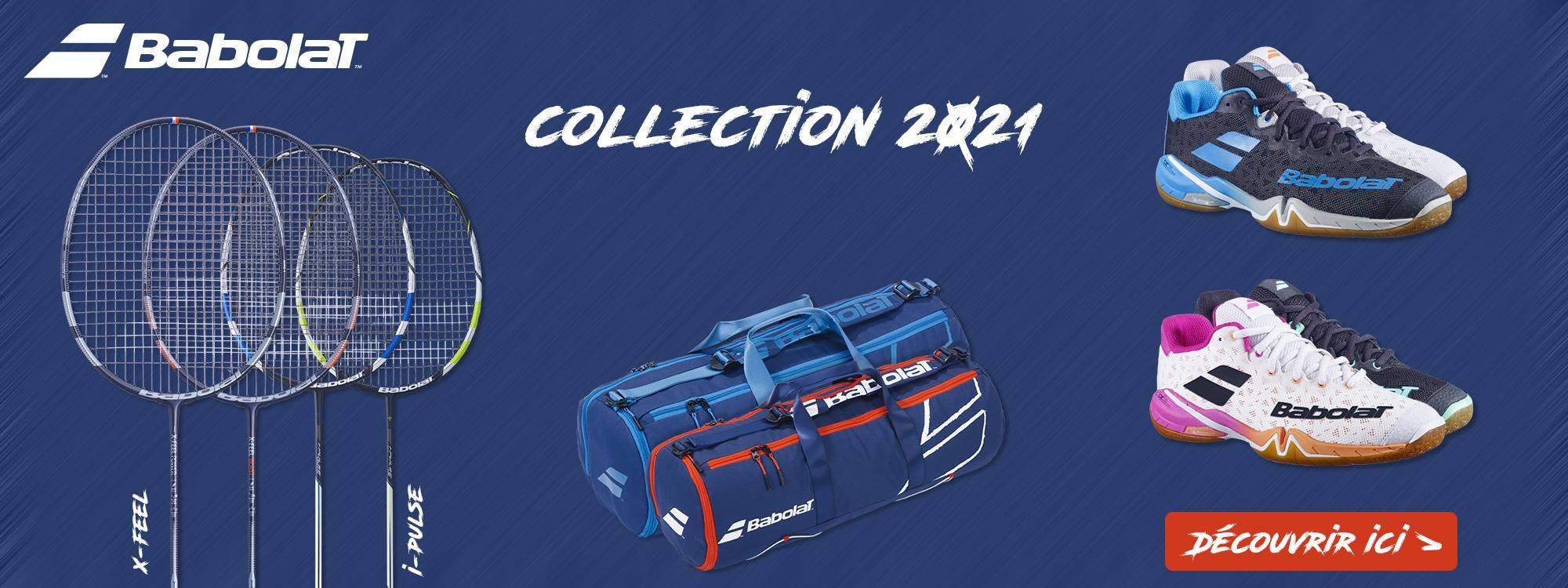 Babolat Badminton FW21